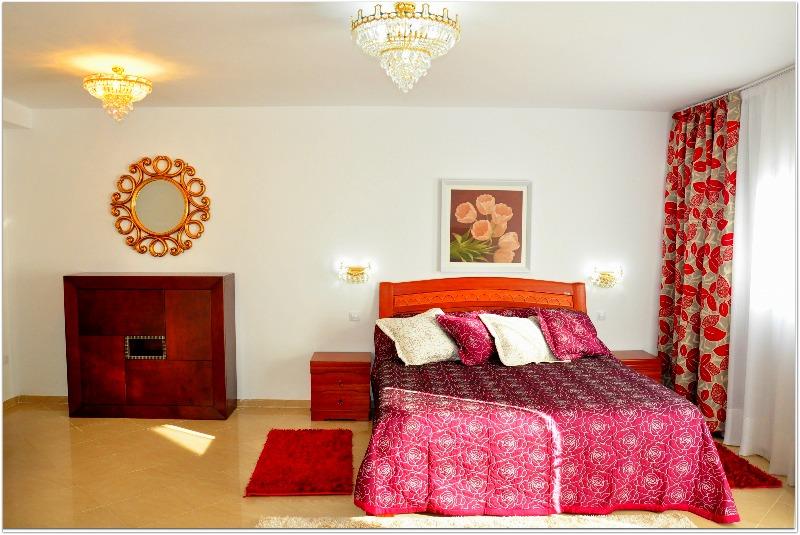 Спальня квартиры люкс на Тенерифе