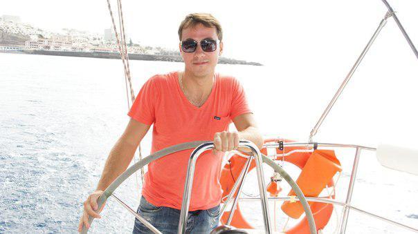 Экскурсия с Антоном